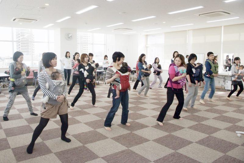 ベビーダンスの会のイメージ